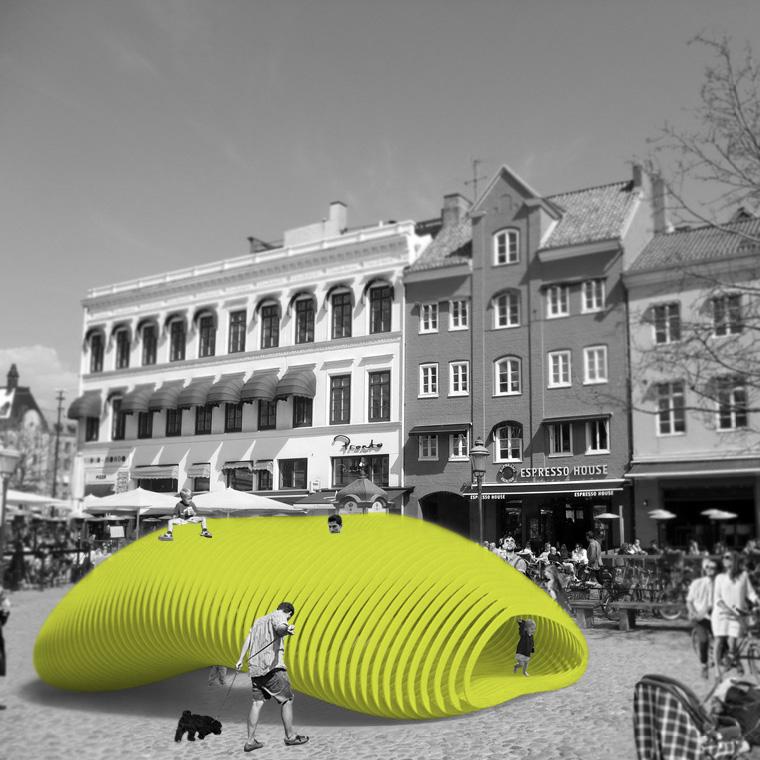 Lilla torget in Malmö